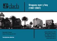 Uruguay ayer y hoy